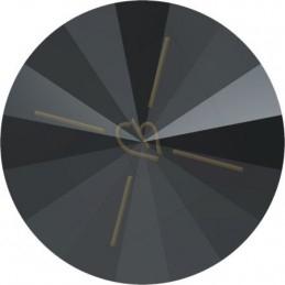 Rondel 8mm met strass