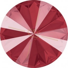 1122 - 14mm Rivoli Swarovski Royal Red L107S
