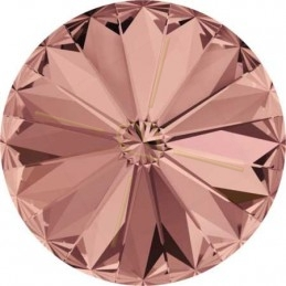 1122 - 10mm Rivoli Swarovski Blush Rose 257