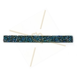 Cristal Fine Rocks Strip 6cm Bermuda Blue BBL