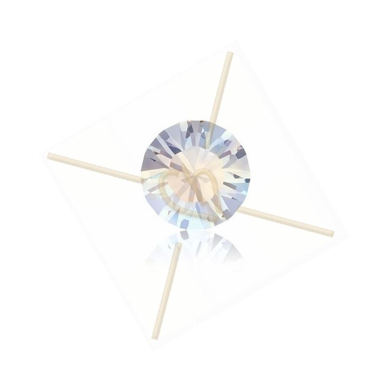1028 - PP9 - 1.6mm White Opal 234