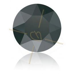 Kit Armband Cristal Rocks Golden Shadow op lichtbruin leder