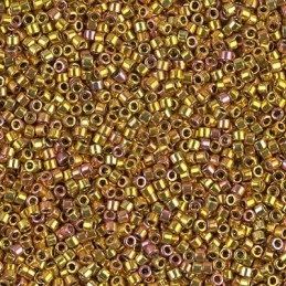 Delica Gold iris 24 kt.