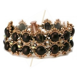 Kit Candy bracelet brown
