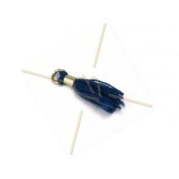 Floche 15mm blue marine