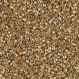 Delica plaqué or