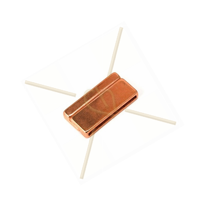 fermoir magnetic 30mm or rose
