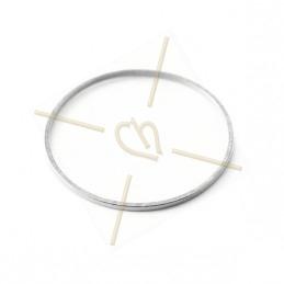 Kheops® Par Puca® perles 6mm Opaque White Ceramic