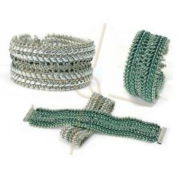 Kheops® Par Puca® perles 6mm Opaque Beige Ceramic Look