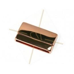 magneetslot staal voor 6mm
