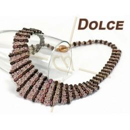 Pattern necklace Dolce