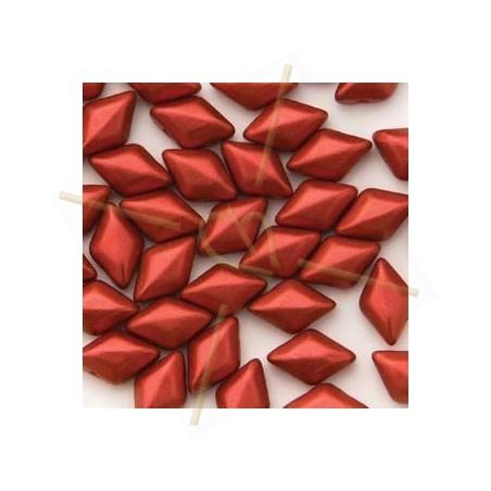 Chalk Red Terracota Gemduo 8*5mm