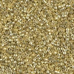 Galvanized Yellow  - Delica 11/0 5gr.