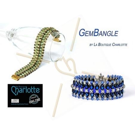 Schema armband GemBangle