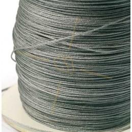 bleu polyester cordon 0.5mm