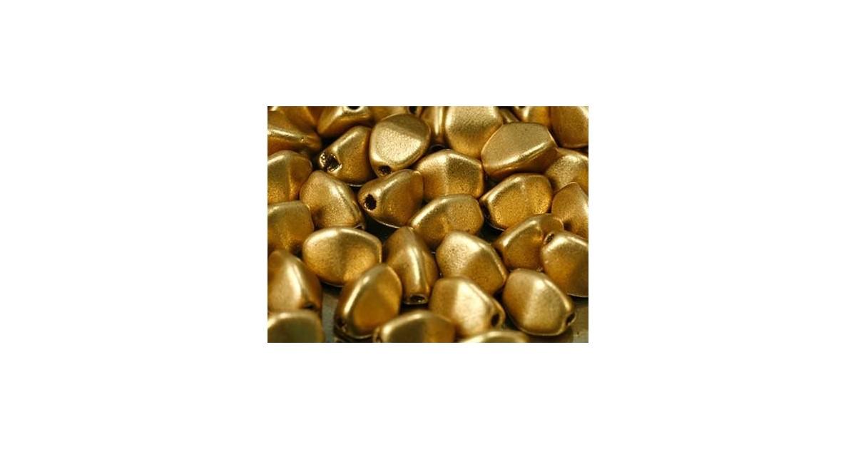 Pinch Beads Aztec Gold