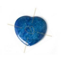 coeur en pierre 40mm