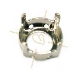 vijsje 3mm dikte voor metalen element voor leder