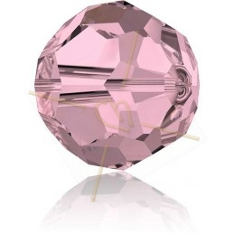 6mm Antique Pink boule Swarovski ANTP