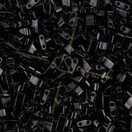 Damesuurwerk goudkleur Certus leder band zwart