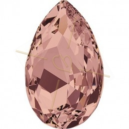 Swarovski cabochon Pear 30*20mm Blush Rose 257