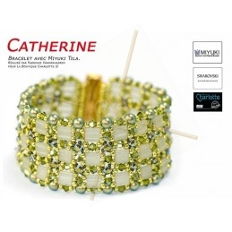 Kit Armband Catherine Green