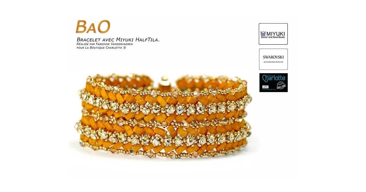 Schema armband Bao