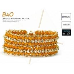 Kit Armband BaO Mosterd
