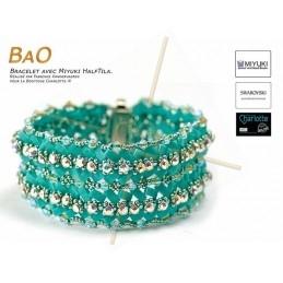 Kit Bracelet BaO Turquoise