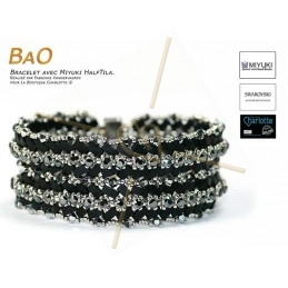 Kit Bracelet BaO Black