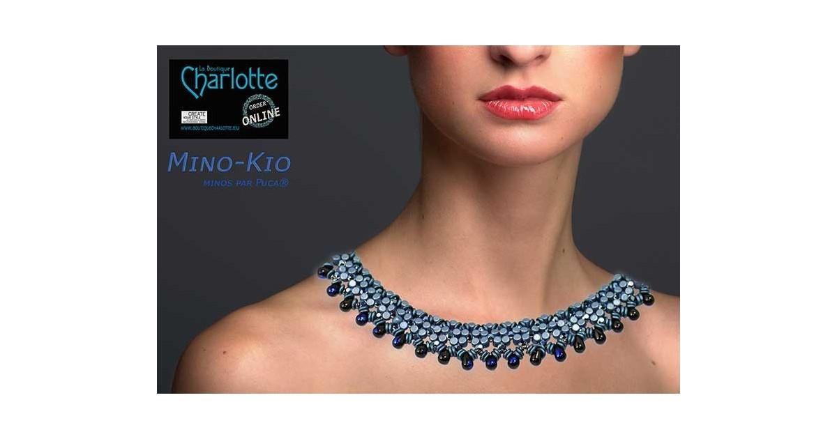 Schema halsketting Mino-Kio