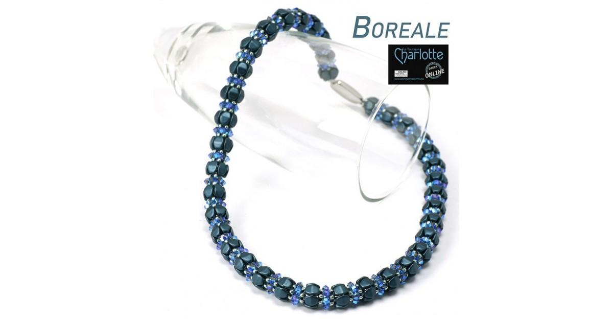 Kit Boreale halsketting Blauw