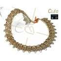 Paquete collar Cléo Oro