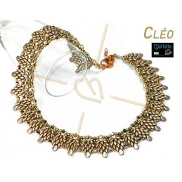 Kit Necklace Cléo Gold