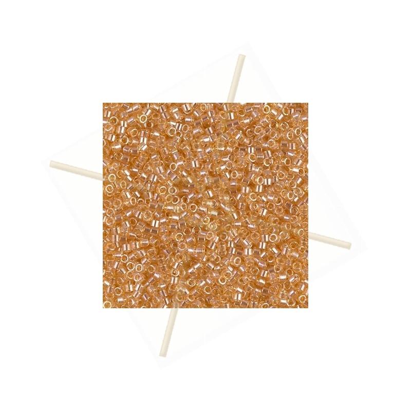Brown Transparant Luster - Delica 11/0 5gr.