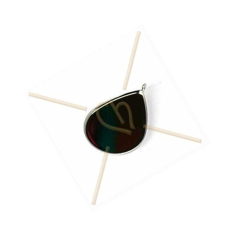 hanger Larme 16*21mm Rhodium