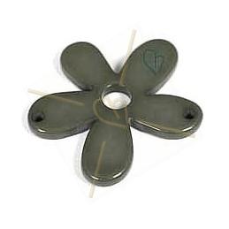 Tilla bead matte metal copper