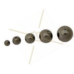 Boule 8mm hematite