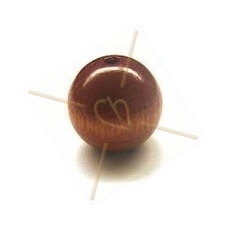 Wood ball 6mm