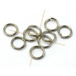 ring 7mm Staal