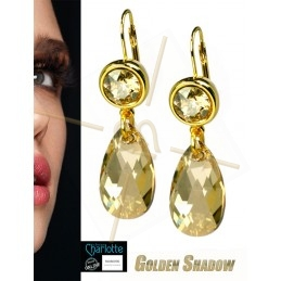 copy of earrings gold with...