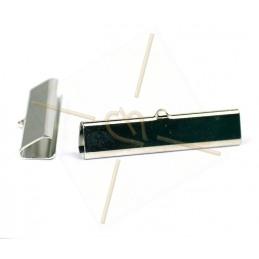 pince-cordon 42*9mm Rhodium...