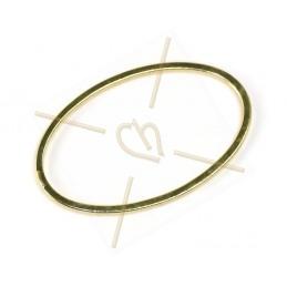 anneau de montage 26*16mm Gold