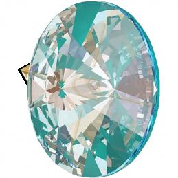 ronde glaskraal 4mm orange opal