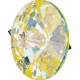 ronde glaskraal 4mm Peach opal