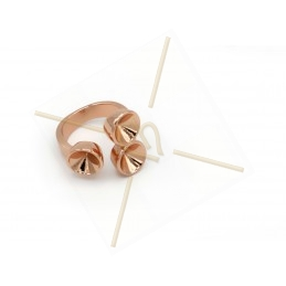 "Ring Rose Gold ""one Size""..."