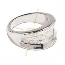 Ring metal Rhodium for...
