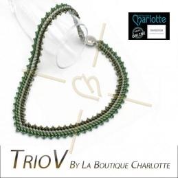 Kit du collier TrioV Vert