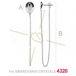 earrings silver .925  for...