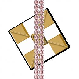 Swarovski Crystal Mesh...